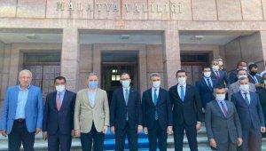 Gençlik ve Spor Bakanı Kasapoğlu Malatya'da