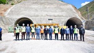Giresun Valisi Enver Ünlü, Şebinkarahisar'a ziyarette bulundu