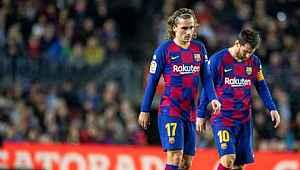 Griezmann, Barcelona'dan ayrılmak istemiyor