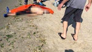 Gümüşyaka sahilinde bir erkek cesedi bulundu