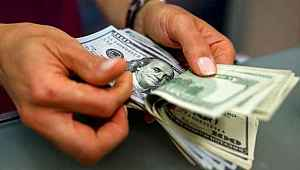 Güne düşüşle başlayan dolar 6,85'den işlem görüyor