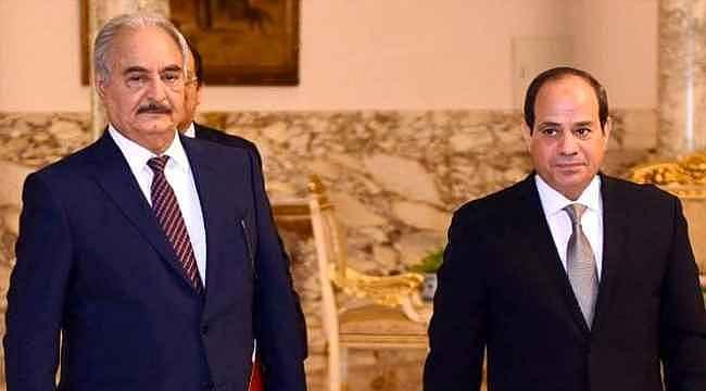Hafter, Mısır ordusuna ülkeye müdahale hakkı verdi