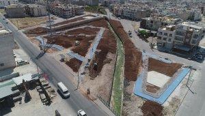 Haliliye'de yeni parklarla bölgenin çehresi değişiyor