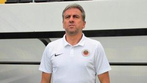 """Hamza Hamzaoğlu: """"Bu akşam iyi bir oyun oynadığımızı düşünüyorum"""""""