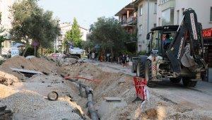 Hasan Ercan Caddesi yenilenen yüzüyle hizmet verecek