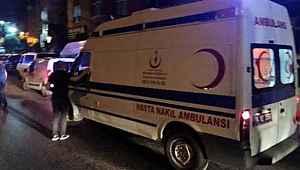 Hastaneden ambulans çalan genç: