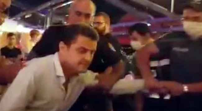 Hatay Barosu Başkanı Ekrem Dönmez, polis memurları ile yaşadığı tartışma sonrası gözaltına alındı