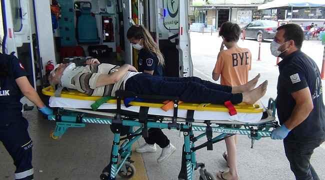Hava almaya çıktığı balkondan beton zemine düştü - Bursa Haberleri