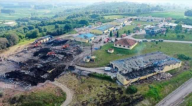 Hendek'teki fabrika neden patladı? İhmalin boyutu gözler önüne serildi