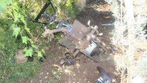 Her iki bacağını çapa motoruna kaptıran kişi ağır yaralandı