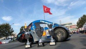 Hidrojen enerjili otomobilde Avrupa'ya Türk tasarım damgası - Bursa Haberleri