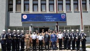 İçişleri Bakan Yardımcısı Ersoy ve Jandarma Genel Komutanı Orgeneral Çetin'in Bilecik ziyaretleri
