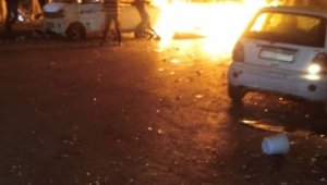 İdlib'de bomba yüklü motosiklet patladı: 9 yaralı