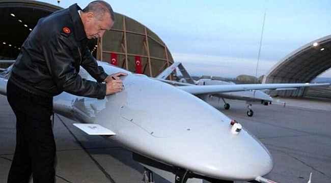 İngiltere Savunma Bakanı'danTürkiye'ye İHA övgüsü