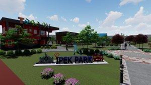 İpekyolu Belediyesinden ilkleri içerisinde barındıracak 'İpek Park' projesi