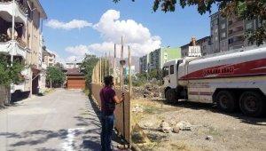 İpekyolu'nda metruk yapılar bir bir ortadan kaldırılıyor