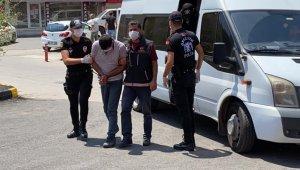 İskenderun'da uyuşturucu operasyonunda 2 kişi tutuklandı