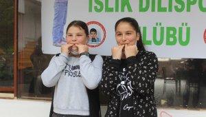 Islık Dili ile tanınan köyde, Islık Dilispor Kulübü kuruldu