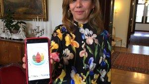 """İsveç'te Büyükelçi Yunt'un eşi tarafından """"Stockholm Büyükelçi Eşleri Derneği"""" kuruldu"""