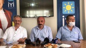 İYİ Parti Kayseri İl Başkan Adayı Metin Soylu'dan Talas Teşkilatına ziyaret