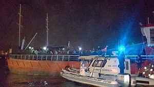 İzmir'de dev operasyon... 268 düzensiz göçmen yük gemisinde yakalandı
