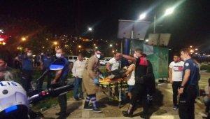 İzmir'de çiçekçiler arasında bıçaklı kavga: 3 yaralı