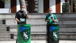İzmit Belediyesi'nin düzenlediği Kocaelispor bilgi yarışması başlıyor