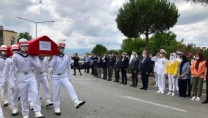 İzmitli Kıbrıs gazisi kalp krizine yenik düştü