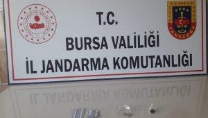 Jandarmadan uyuşturucu tacirlerine operasyon: 2 gözaltı