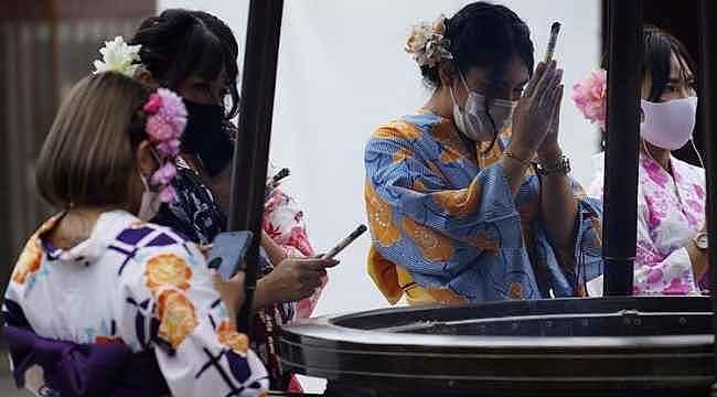 Japonya hükümetinde Covid-19 paniği
