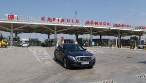 Kapıkule'de rakamlar açıklandı: 1 ayda 102 bin 586 yolcu