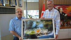 Karacabey Kaymakamı Yolcu'dan Başkan Özkan'a veda ziyareti - Bursa Haberleri