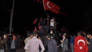 Kars'ta 15 Temmuz şehitleri etkinlikleri