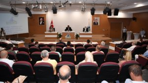 Kartepe'de Temmuz ayı meclis toplantısı gerçekleşti