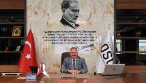 Kayseri OSB Yönetim Kurulu Başkanı Tahir Nursaçan İSO 500 listesini değerlendirdi