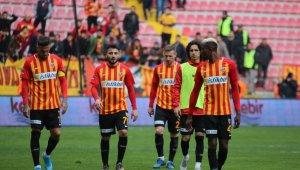 Kayserispor 6 kez öne geçti ama kaybetti