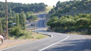 Kestel köyü BSK asfalt yola kavuştu