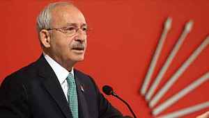 Kılıçdaroğlu'ndan siyasi parti liderlerine