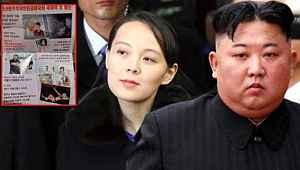 Kim Jong-Un'un eşinin uygunsuz fotoğrafları, iki ülkeyi savaşın eşiğine getirdi