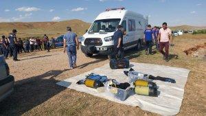 Kırşehir'de gölete serinlemek için giren genç boğuldu