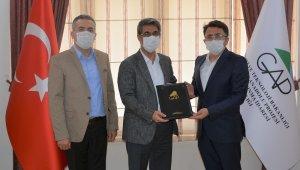 Kızıltepe'de üç büyük proje için imzalar atıldı