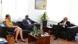 KKTC Başbakan Yardımcısı Özersay, Spehar'la telefonda görüştü