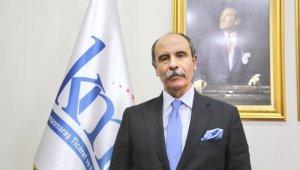 """KMTSO Başkanı Balcıoğlu: """"Şirketlerimiz büyüdükçe ekonomimiz de büyüyor"""""""