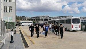 Kocaeli'de yasa dışı bahis operasyonu: 53 gözaltı