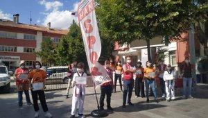 Konya Han Spor Kulübünden Kızılay'a kan bağışı desteği