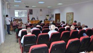 Kozan Belediye Meclisi'nde komisyon üyeleri belli oldu