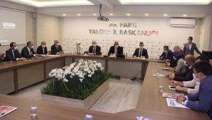 """Kültür ve Turizm Bakanı Ersoy: """"Yalova, uluslararası termal sağlık otelleri merkezi haline gelebilir"""""""