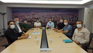 Kurban Bayramı öncesi, koordinasyon toplantısı gerçekleştirildi