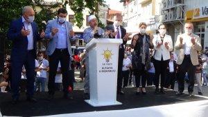 Kütahya'da Ayasofya için şükür duası