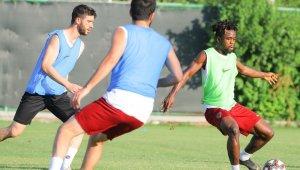 Lider Hatayspor, Adanaspor maçının hazırlıklarını sürdürüyor